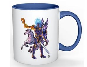 Mug Knightfear and Stoneknight Mug other