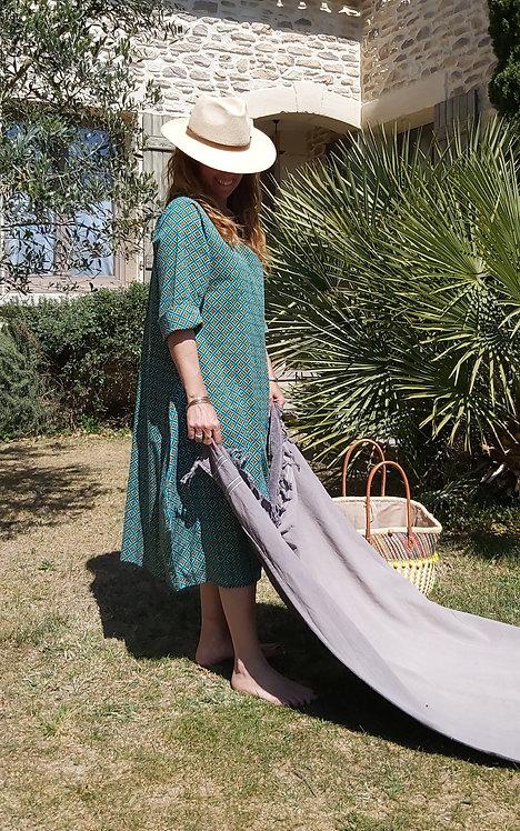 Robe Africa Vert