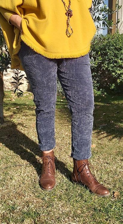 Pantalon Gabin rayé