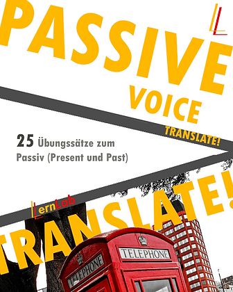 TRANSLATE! Passive Voice