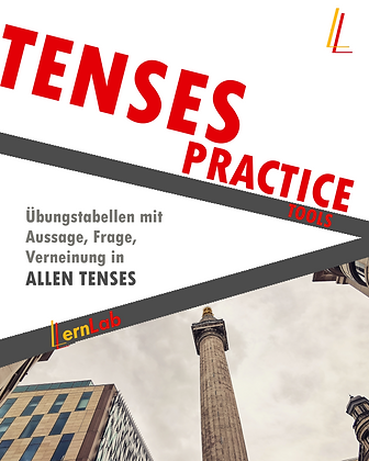 TOOLS! Tenses Practice