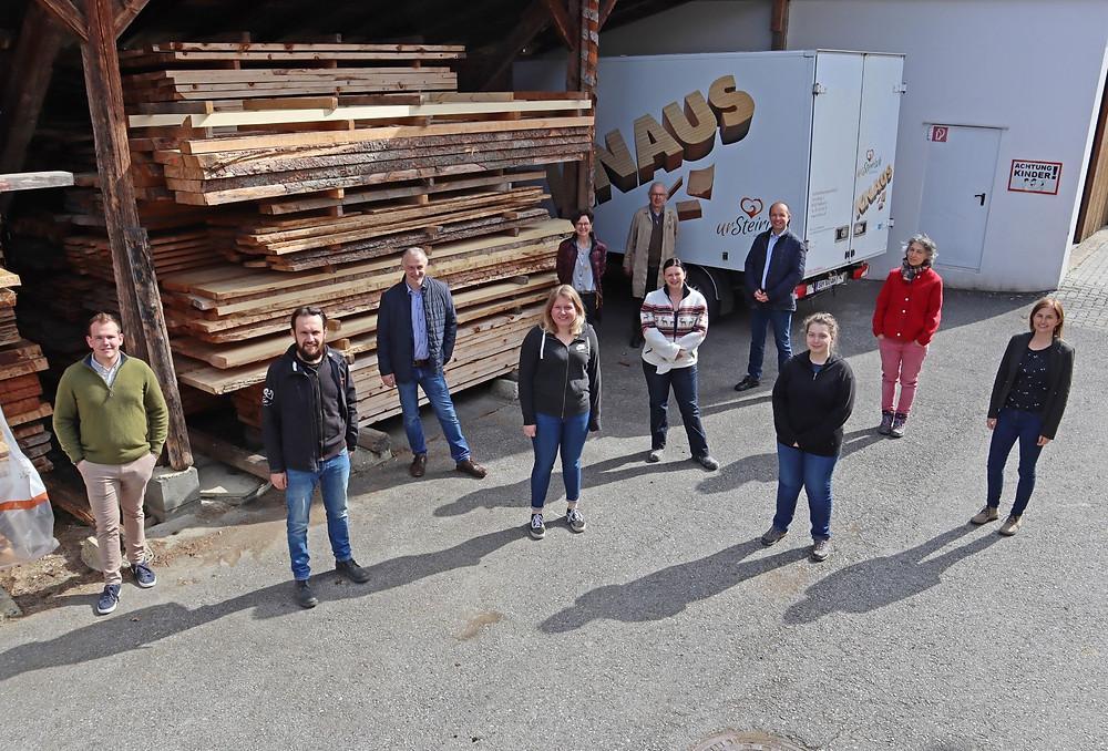 Tischlerei Knaus ZAM AMS Holz Technik