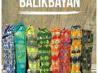 "BALIKBAYAN ~ ""Returning home"""