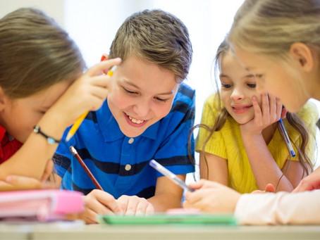 5 класс: экспресс-курс английского языка
