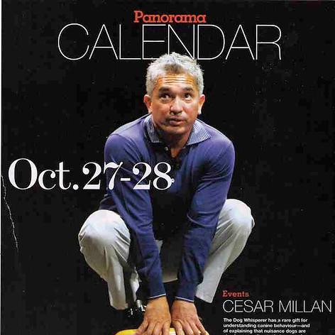 Cesar Milan, The Dog Whisperer
