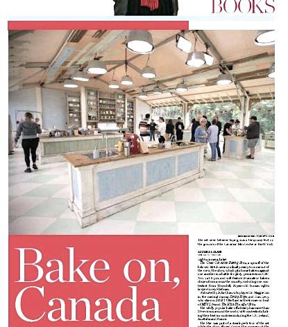The Great Canadain Baking Show