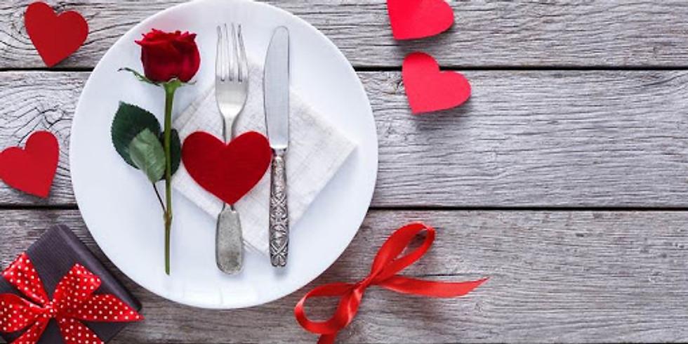 Dia dos namorados (na noite) - Pedreira Lovers