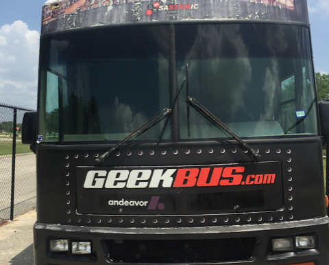 How SAMSAT'S Geekbus Could Change the Future of San Antonio