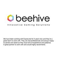 Beehive testimonial