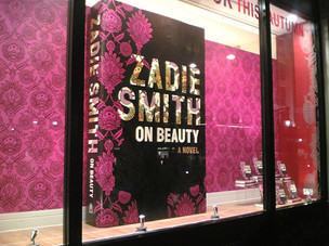 Zadie Smith book launch for Penguin Group