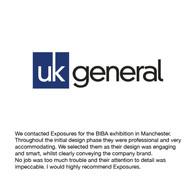 UK General testimonial