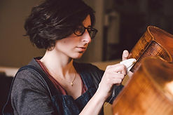Sandrine Osman Pierre Barthel luthier Paris