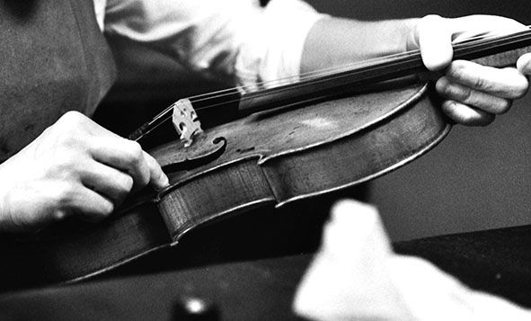 Entretien de votre instrument