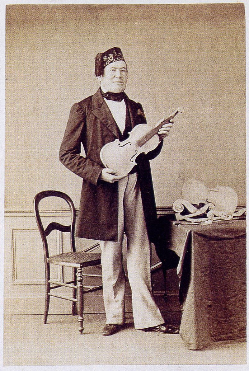 Portrait de Vuillaume