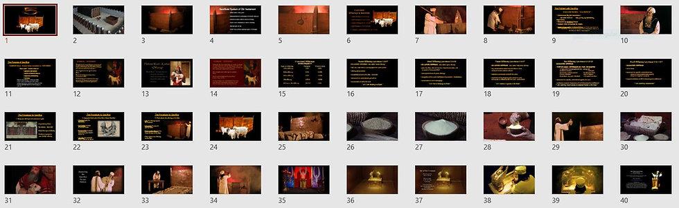 5 Levitical Sacrifices - Media Pack3