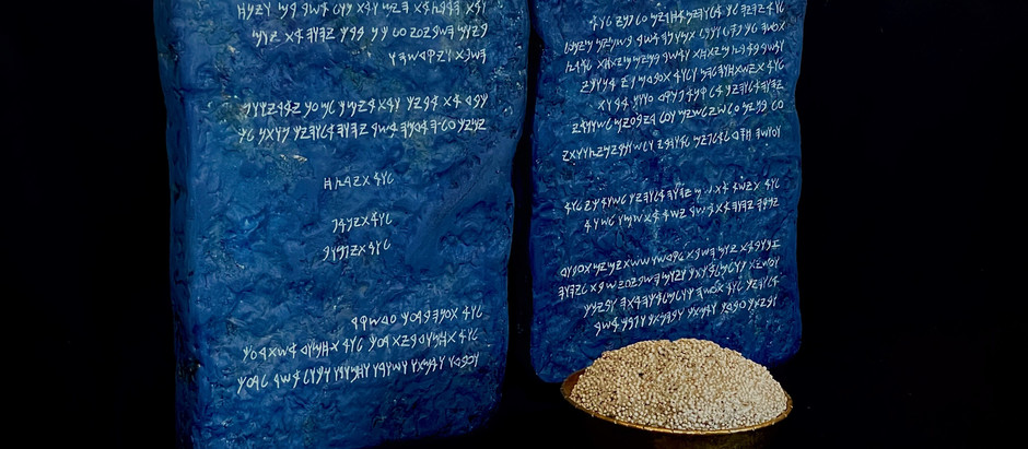5 Contents of the Ark of the Covenant part 3 Broken 10 Commandments Inside the Ark of the Covenant?