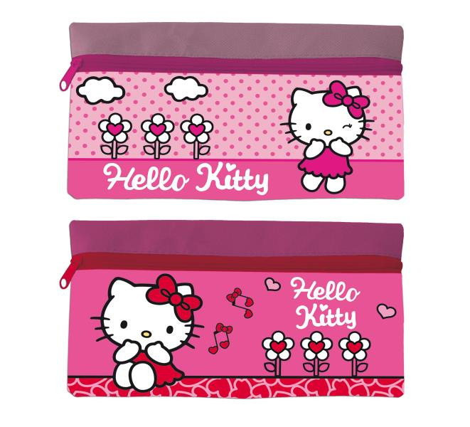 Hello Kitty tolltartó - licenszes termék nagyker