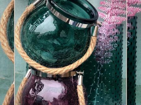 Üvegtermékek, Led-es mécsesek