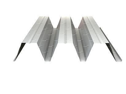 Horganyzott T153 teherhordó trapézlemez