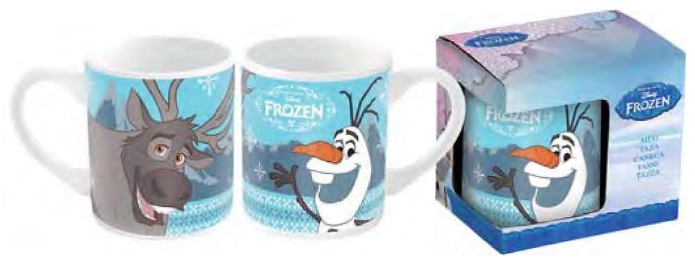 Disney Frozen bögre - licenszes termékek