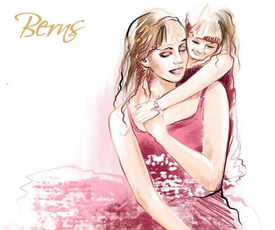 Mom-daughter collection, just in Berns!