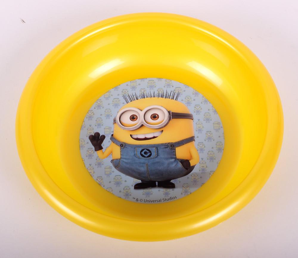 Licenszes termék nagykereskedés - Minion tányér