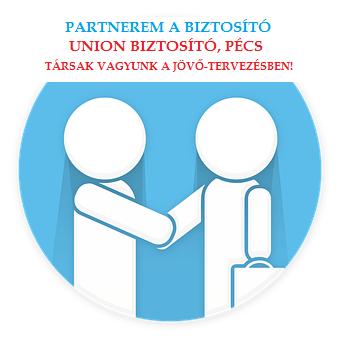 Partnerem a biztosító - Union Pécs
