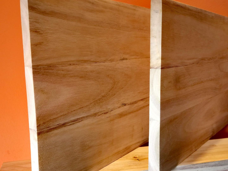 Ipari császárfa táblásított faanyag