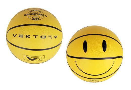 Vektory Kosárlabda Smiley- QX Pécs - játék és sportszer