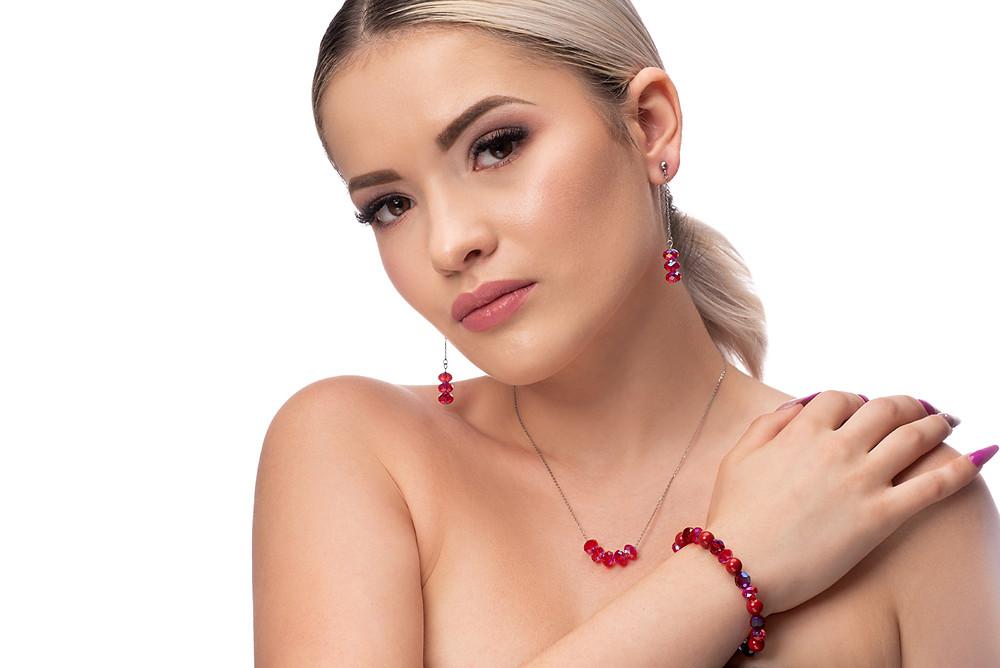 Babett kollekció Swarovski kristályokkal