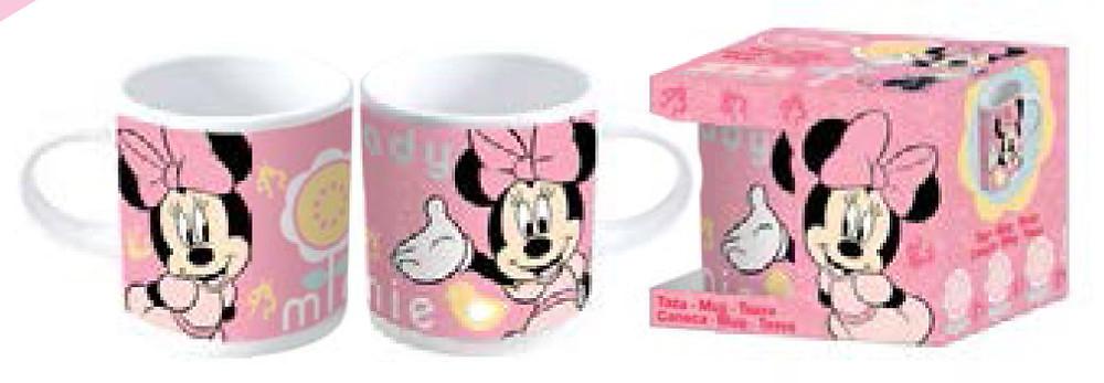 Disney termék - Minnie bögre - licenszes termékek