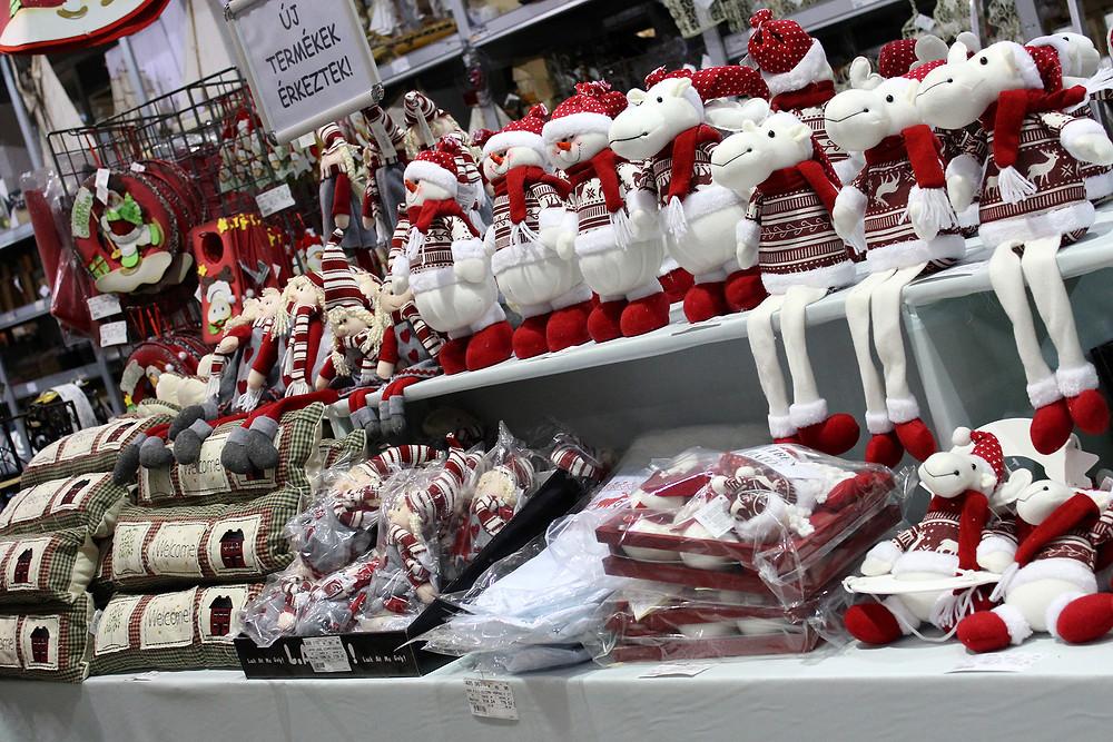Karácsonyi áru QX
