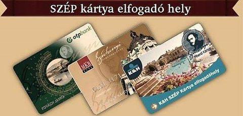 SZÉP kártya elfogadóhely Pécs