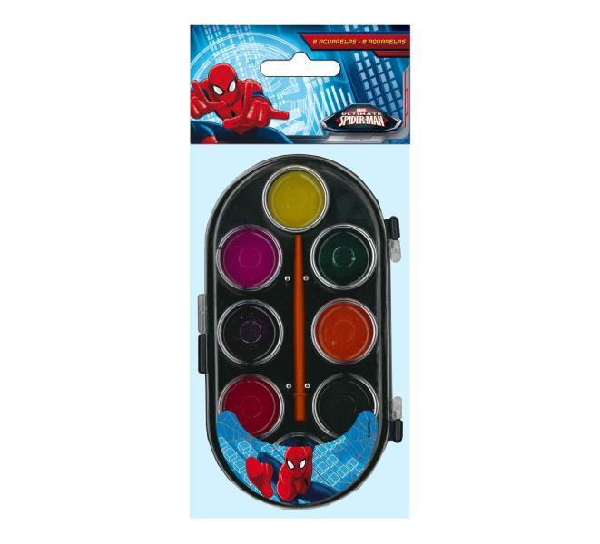 Pókember festőszett - licenszes termék nagyker