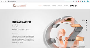 infratrainer_weboldal_fejlesztés_pécs_