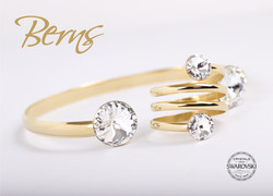 Berns - Jewelry - Crystals from Swarovksi