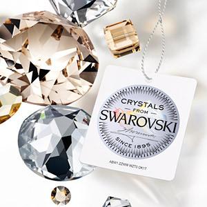 New Brand - Seal CRYSTALS FROM SWAROVSKI