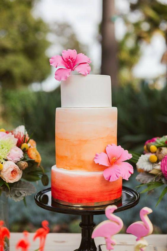 Ombre esküvői macaron torta - esküvői helyszín Pécs - Slyven Étterem és Esküvő Pécs