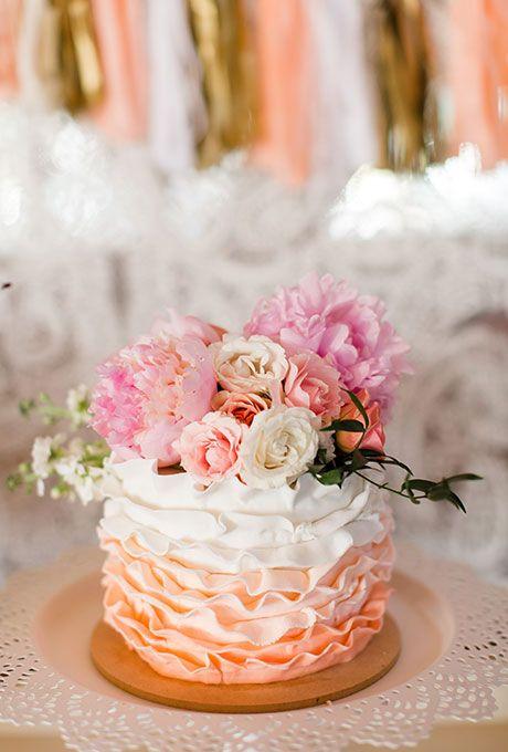 Ombre esküvői asztaldísz - esküvői helyszín Pécs - Slyven Étterem és Esküvő Pécs
