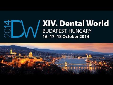 dental world 2014 - berns kiállító pult
