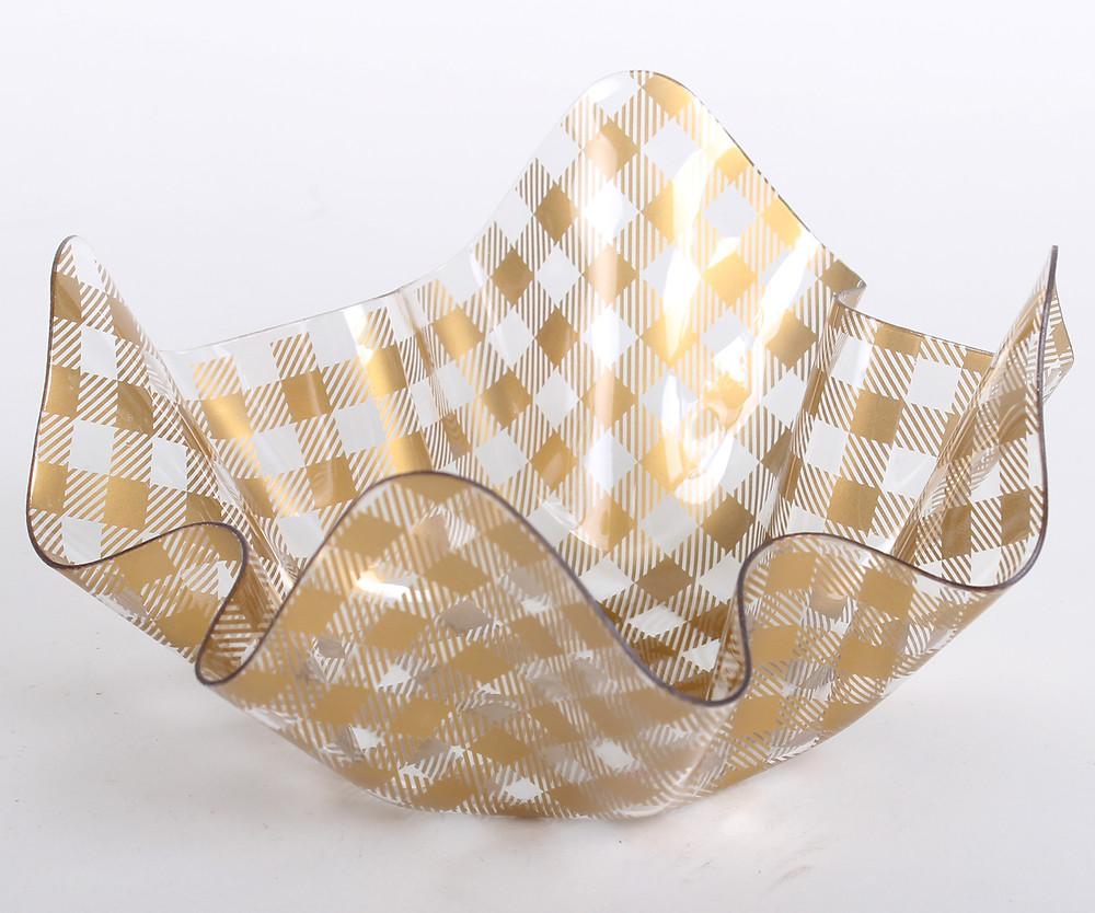 Műanyag tál - konyhai kiegészítő - home decor