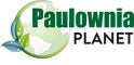 Paulownia Planet Ipari császárfa Logo.pn