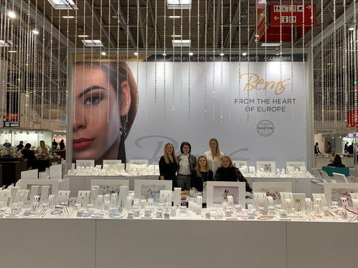 Berns Jewelry invites You to the Inhorgenta München exhibition