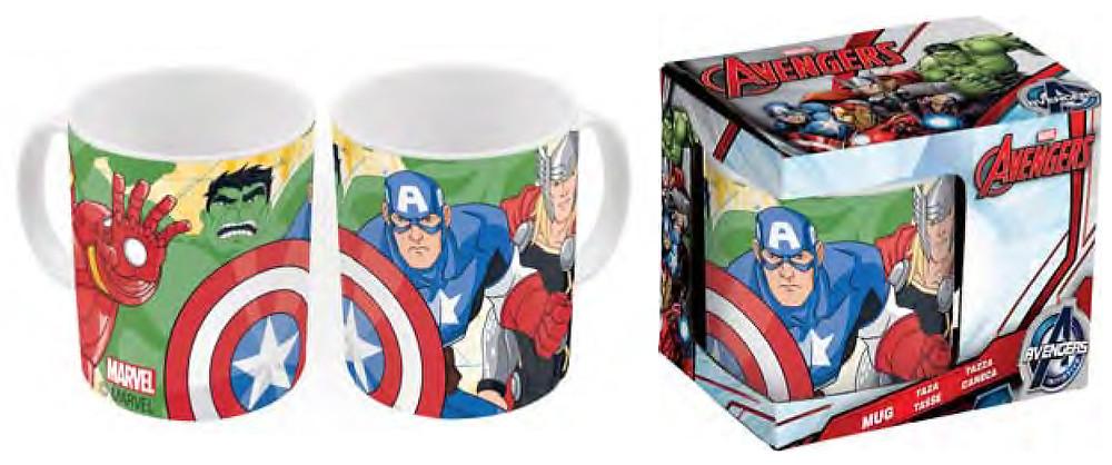 Avengers bögre - licenszes termékek
