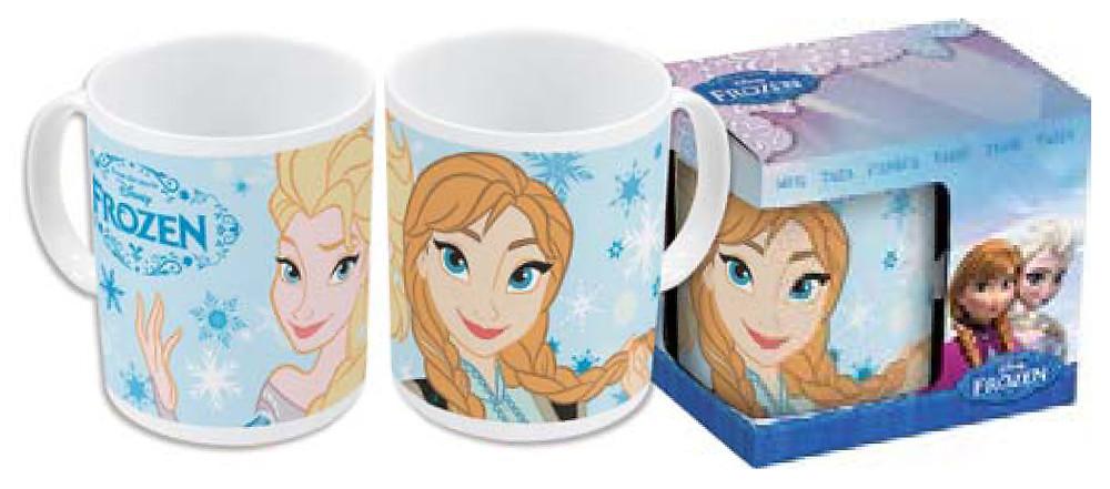 Disney termék - Frozen bögre - licenszes termékek