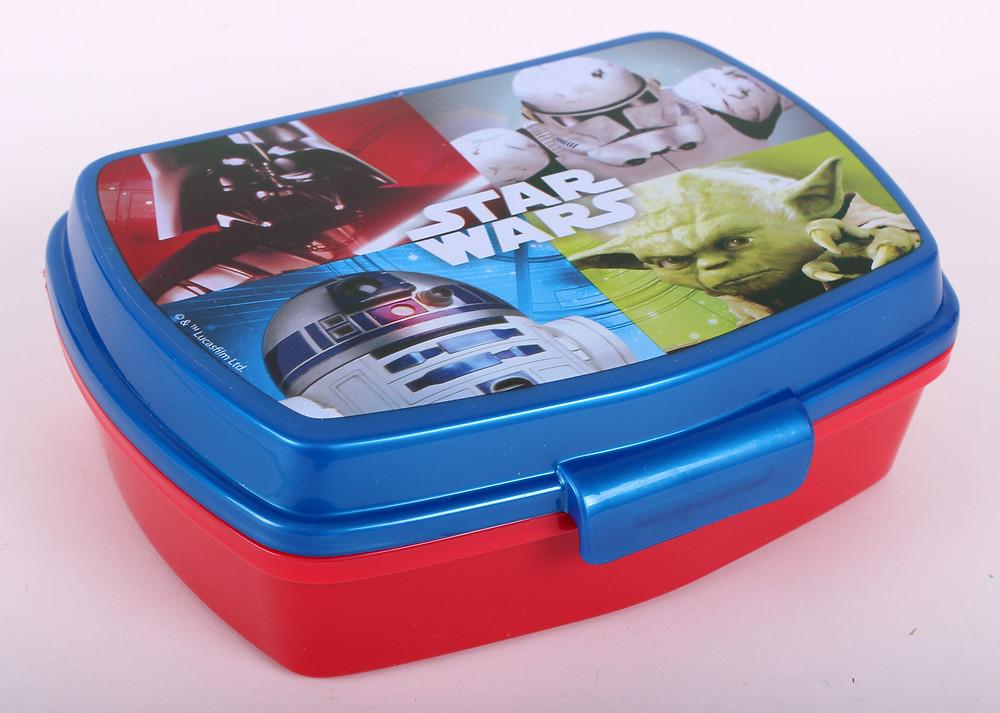 Licenszes termék - Star Wars uzsonnás doboz