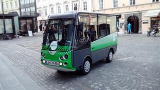 Ingyenes belvárosi elektromos minibusz?