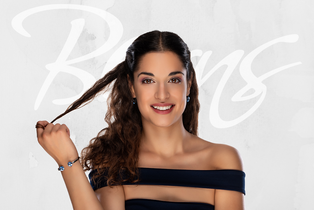 Real conqueror Berns Jewelry with crystals from the Heart of Europe