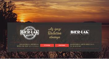 Bier-Lak Étterem és Apartman Balatonlelle
