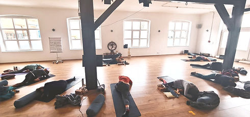 Yin Yoga Lehrer Ausbildung Teacher Training